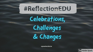 #ReflectionEDU Water